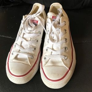 Converse off-white all star sneakers